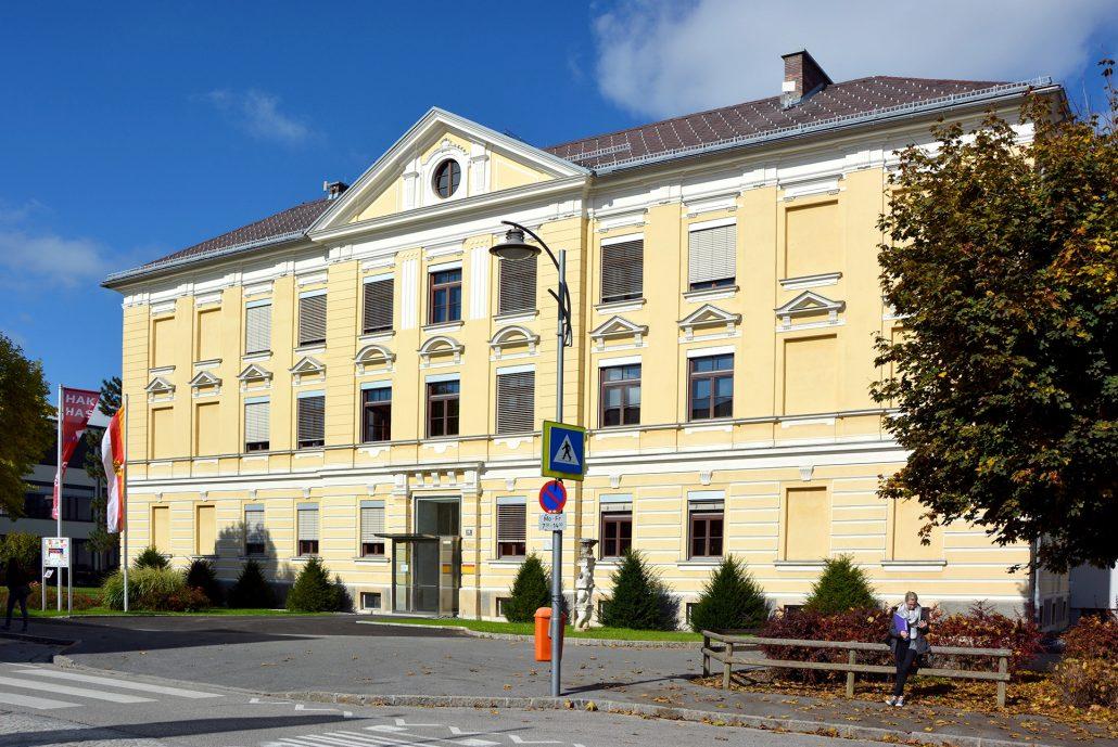Modernisierung des Schulgebäudes