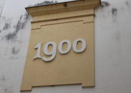 Bürgerschule 1900