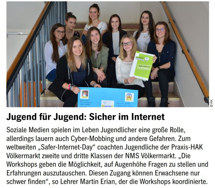 20180307_Völkermarkter_Safer Internet