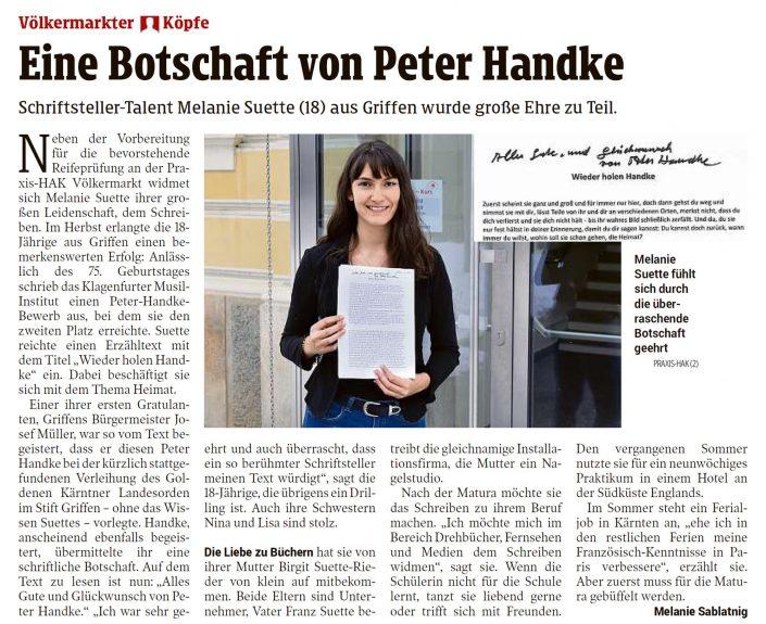 20180310_Kleine Zeitung_Suette