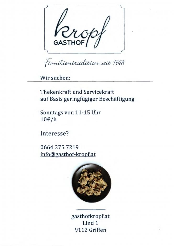 Gasthof Kropf_052018