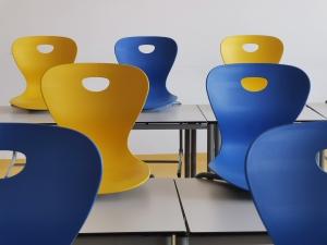 Schule - Stühle